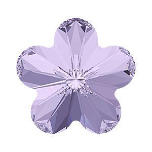 4744 MM 6,0 VIOLET F - Rivoli Flower Fancy Stone