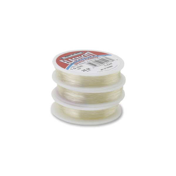 ELASTICITY 0.5MM CLEAR 25M