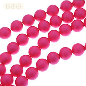 5811 MM 10,0 CRYSTAL NEON PINK