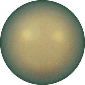 5818 MM 6,0 CRYSTAL IRIDESCENT GREEN (IRIG) PRL