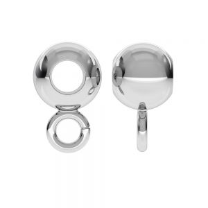 CON 1 P2L 6,0 F:3,2 - Kuličky, stříbrný 925