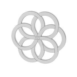 LK-0021-Flower - 10MM