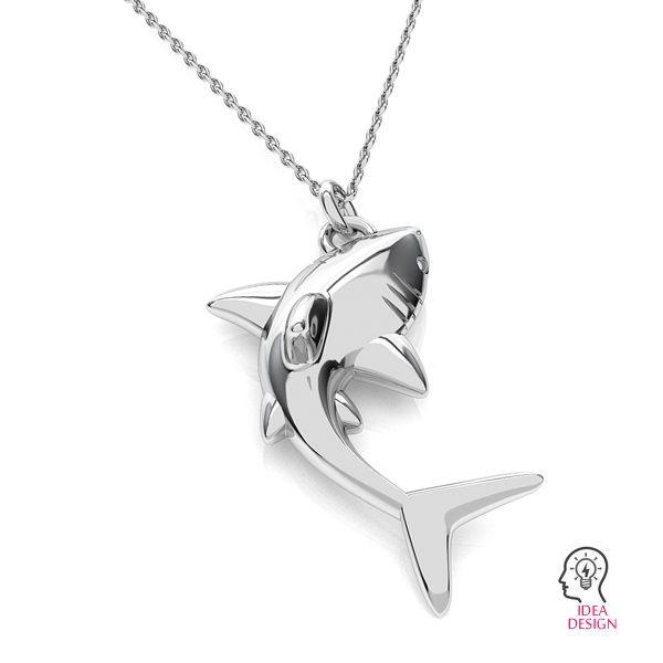 žralok přívěsek ODL-00208