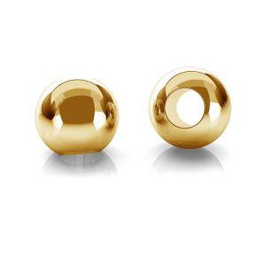 Kuličky 2mm zlato 14K P2LZ 2,0 F:0,9