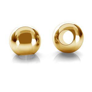 Kuličky 2,2mm zlato 14K P2LZ 2,2 F:1,0