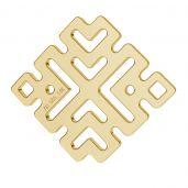 Greek přívěsek zlato 14K LKZ-00188 - 0,30 mm