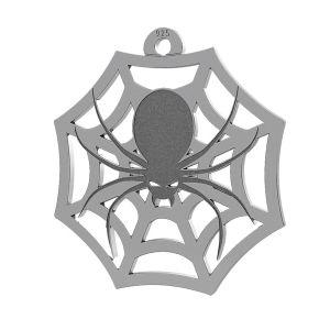 Pavouk halloween privesek LK-1020 - 0,50
