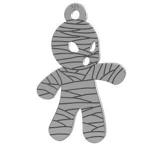 Mumie halloween privesek LK-1018 - 0,50