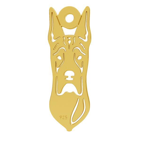 Doga pes přívěsek LK-1106 - 0,50