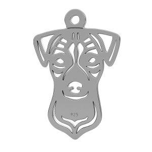 Jack Russell Terrier pes přívěsek LK-1114 - 0,50
