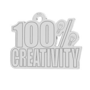 100% Creativity privesek, LK-1184 - 0,50
