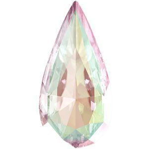 Teardrop Fancy Stone, Swarovski Crystals, 4322 MM 10,0X 5,0 CRYSTAL AB F