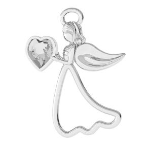 Anděl privesek, stříbro 925, LK-1276 - 0,50