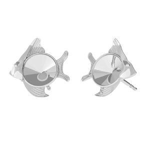 Ryba náušnice, ODL-00361 KLS (1122 SS 29)