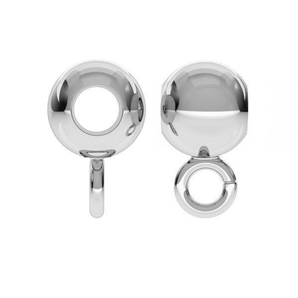 P2L  4,0 F:1,8 (CON 1) - Kuličky, stříbrný 925