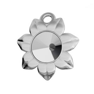 Květ přívěsek Rivoli Swarovski, ODL-00448 (1122 SS 29)