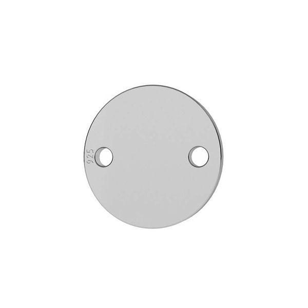 Kolo přívěšek stříbrný, LKM-2035