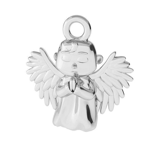 Anděl přívěsek, stříbrný, ODL-00460