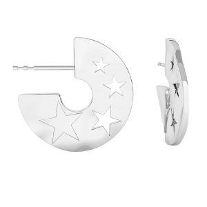 Mořská hvězda náušnice, ODL-00354 KLS