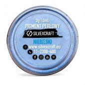 Pearlový pigment - modrý, 3 g