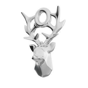 jelen přívěšek stříbrný 925, ODL-00469