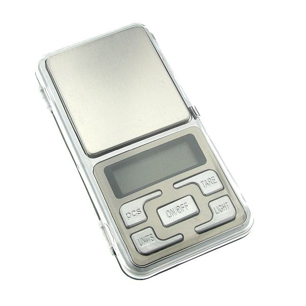 Jewelery Pocket Scale - 200 g.