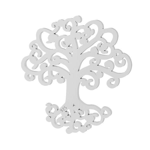 Strom přívěsek stříbrný 925, LKM-2090 - 0,50