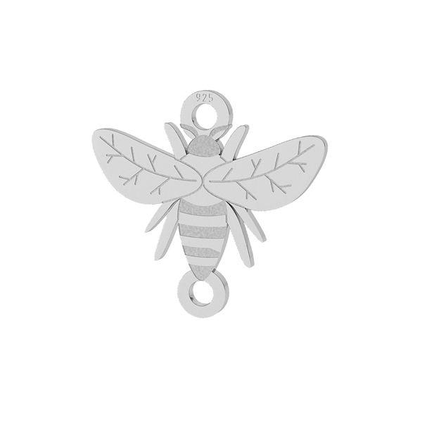 Včela přívěsek stříbrný 925, LKM-2096 - 0,50