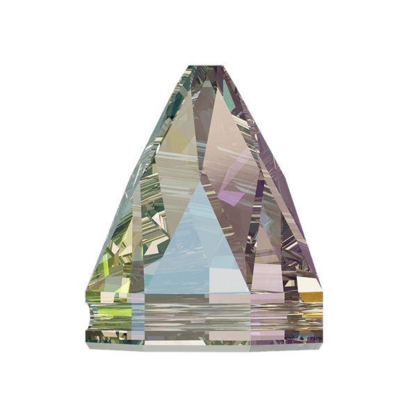 3297 MM 10,0X 10,0 BLACK DIAMOND SHIMMER F