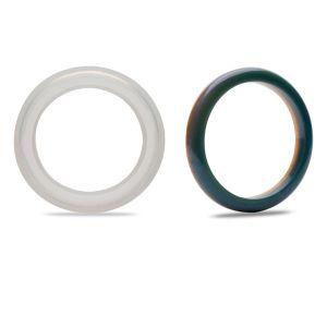 Silikonová forma na prsten (pryskyřice), SRM 002