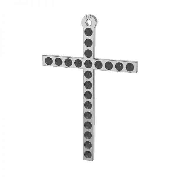 Jetel přívěšek stříbrný 925, LKM-2119 (1028 PP 4)
