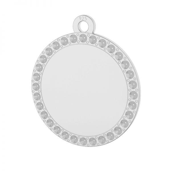 Kolo přívěšek stříbrný 925, LKM-2133 - 0,80 (1028 PP 4)