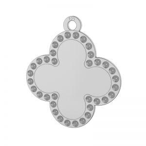 Jetel přívěšek stříbrný 925, LKM-2134 - 0,80 (1028 PP 4)