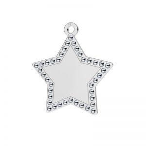 Hvězda přívěšek stříbrný 925, LKM-2132 - 0,80 ver.2