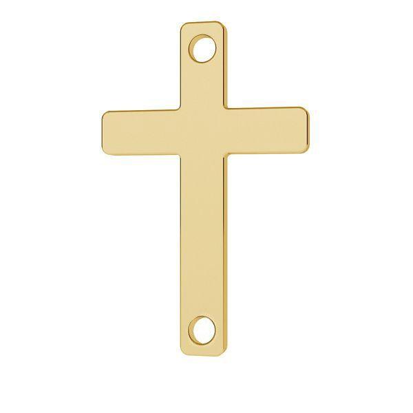 Krucifix přívěsek zlato 14K LKZ-01570 - 0,30