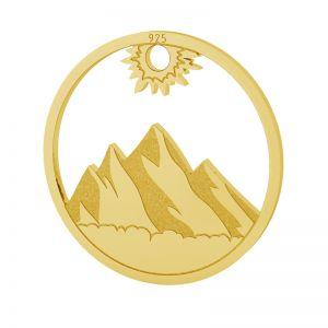 Hora přívěsek, stříbrno 925, LKM-2131