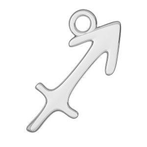 Střelec přívěšek zvěrokruh, stříbrný 925, ODL-00533