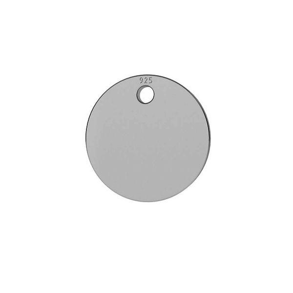 Kolo přívěšek stříbrný, LKM-2013