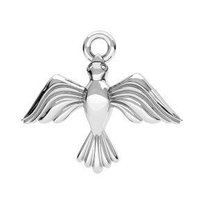 Krucifix přívěsek, stříbro 925, ODL-00608