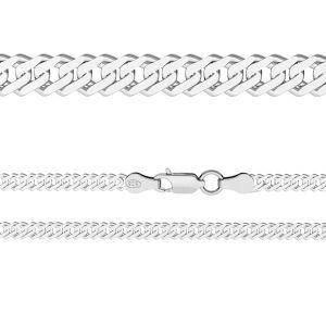 Řetízek Rombo*stříbro 925*RD  60 (38 cm)