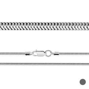 Řetízek  Snake CSTD*stříbro 925*CSTD 2,4 (38 cm)