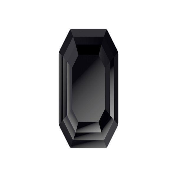 4595 MM 12,0X 6,0 JET (Elongated Imperial Fancy Stone)
