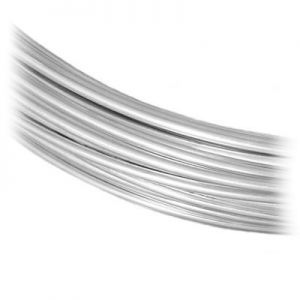 Sperky drát SILVER WIRE-H 1,2 mm