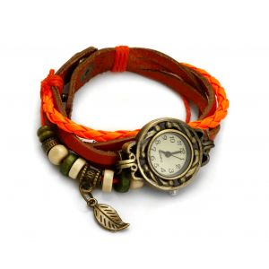 ORANGE CORD WATCH, MODEL 362