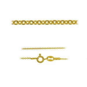 Zlatý řetěz*zlato 585 14K*A 030 40-60 cm