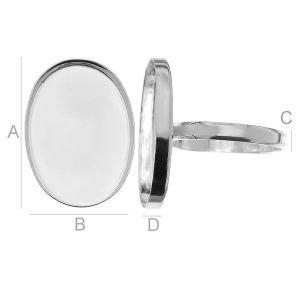 RING FMG 18x25 mm (4XL)