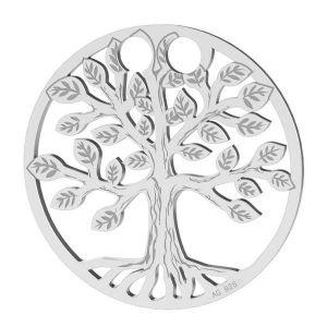 Strom života přívěšek stříbrný, LKM-2028