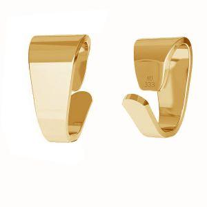 šlupne*zlato 333*KR LKZ8K-30012 - 0,30 2,5x5 mm