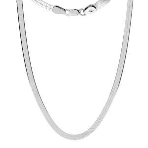 Řetízek Snake*stříbro 925*MAG 050 33 cm