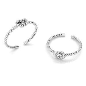 Lano prsten stříbrny 925, ODL-00624